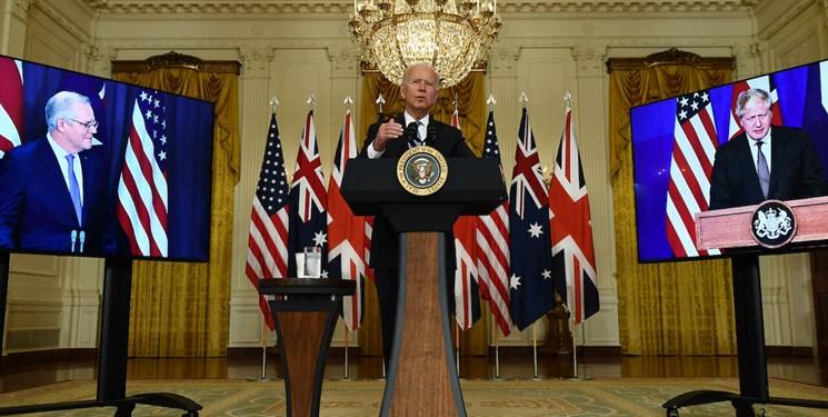 رئیسجمهور پر گاف آمریکا/ بایدن نام نخستوزیر استرالیا را فراموش کرد
