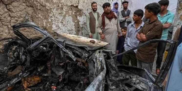 سندرز: کشتار غیرنظامیان افغان در حمله پهپادی آمریکا یک تراژدی انسانی است