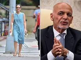تفریح دختر رییس جمهور فراری افغانستان در نیویورک