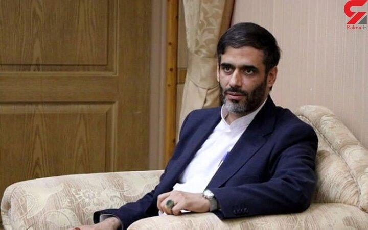 آدرس غلط سعید محمد به دولت رئیسی