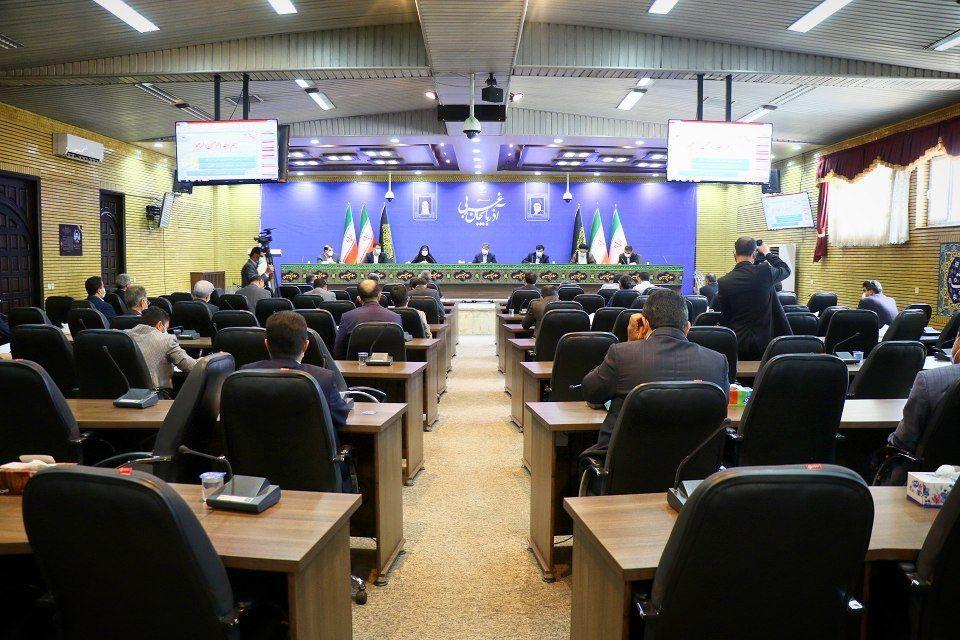 برگزاری جلسه شورای تامین مسکن با حضور معاونین وزیر راه و شهرسازی و به ریاست استاندار آذربایجان غربی