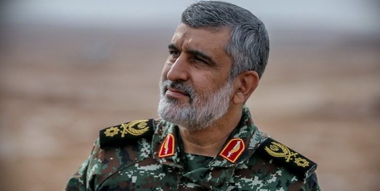 سردار حاجیزاده: رزمایش پدافند هوایی را جوانان دهه شصتی و هفتادی اداره کردند