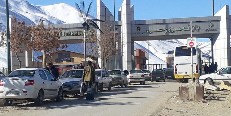 مرزهای آذربایجانغربی به روی مسافران باز میشود