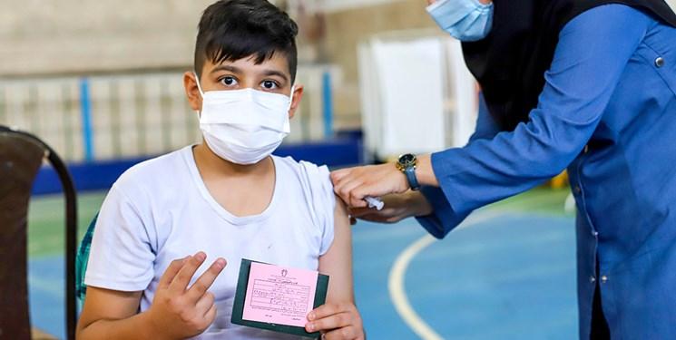 امکان واکسیناسیون دانشآموزان در تمامی مراکز مستقر/ استقبال خانوادهها از واکسینه شدن دانشآموزان