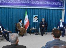 وزیر کشور با نماینده ولیفقیه در آذربایجان غربی دیدار کرد وزیر کشور که به منظور